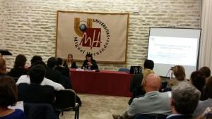 Inauguración del Congreso Internacional de derecho procesal
