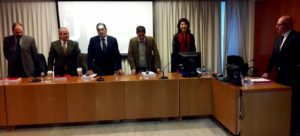2017. Tribunal oposición catedrático UNED
